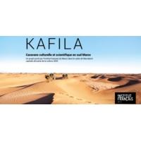 Logo of the podcast Kafila, caravane culturelle et scientifique, du désert à la mer...