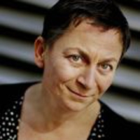 "Logo of the podcast Anne Enright Reads ""The Hotel"""