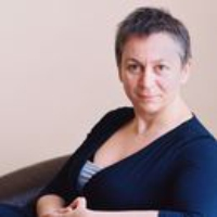 "Logo of the podcast Anne Enright Reads ""Solstice"""