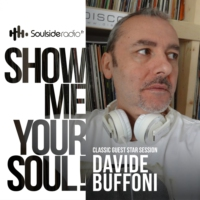 Logo of the podcast SOULSIDE RADIO CLASSIC GUEST SESSION – DAVIDE BUFFONI