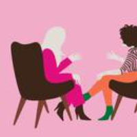 Logo of the podcast Alia Shawkat & Esther Perel: Life In Our 30s, And 60s