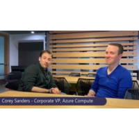 Logo of the podcast New Microsoft Azure HPC Goodness | Tuesdays With Corey