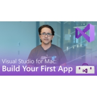 Logo of the podcast Visual Studio for Mac: Build Your First App | Visual Studio Toolbox