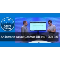 Logo of the podcast An intro to Azure Cosmos DB .NET SDK 3.0 | Azure Friday
