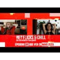 Logo of the podcast Net Flicks and Chill 38 - Recomendaciones para ver en Streaming en Mayo 2020