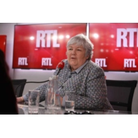 Logo of the podcast Jacqueline Gourault, invitée de RTL