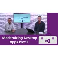 Logo of the podcast Modernizing Desktop Apps Part 1 | Visual Studio Toolbox