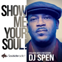 Logo of the podcast SOULSIDE Radio presents DJ SPEN // Exclusive Double Cheese Rec. Guest Mix Session // 01.2017