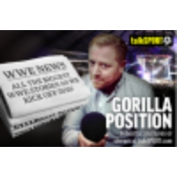 Logo of the podcast Gorilla Position ep052: WWE's biggest news stories of the New Year, injury list & RAW Recap