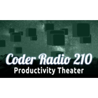 Logo of the podcast Productivity Theater | CR 210