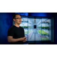 Logo of the podcast Are indoor vertical farms the future of agriculture? | Stuart Oda