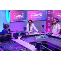 Logo of the podcast Marion et les garçons - Le Night-Show (20/10/19)