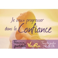 Logo of the podcast Je veux progresser dans la confiance