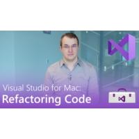 Logo of the podcast Visual Studio for Mac: Refactoring Code | Visual Studio Toolbox
