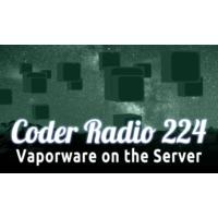 Logo of the podcast Vaporware on the Server | CR 224