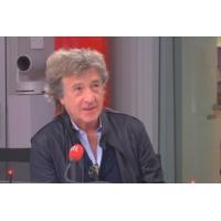 """Logo of the podcast """"Jean-Pierre Marielle un exemple pour nous"""" se souvient François Cluzet"""
