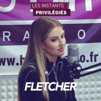 Logo of the podcast FLETCHER interview dans Les Instants Privilégiés Hotmixradio.