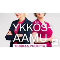 Logo of the podcast Puhutaanko mediassa oikeista asioista?