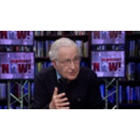 Logo of the podcast Full Interview: Noam Chomsky on Trump's First 75 Days & Much More