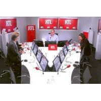 """Logo of the podcast François Hollande : """"Cette façon de faire la leçon, c'est navrant"""", fustige Alba Ventura"""