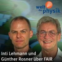 Logo of the podcast Folge 135 – Teilchenbeschleunigeranlage FAIR
