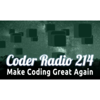 Logo of the podcast Make Coding Great Again | CR 214
