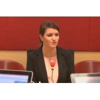 Logo of the podcast Marlène Schiappa, secrétaire d'État à l'Égalité entre les femmes et les hommes, a répondu aux audit…