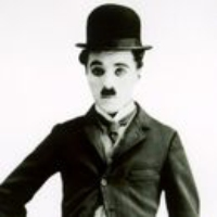 Logo of the podcast Chaplin's The Tramp