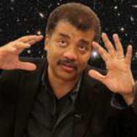 Logo of the podcast Neil deGrasse Tyson Gives Dark Matter a New Name: 'Fred'