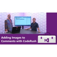 Logo of the podcast Adding Images to Comments with CodeRush | Visual Studio Toolbox