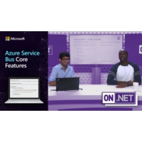 Logo of the podcast Azure Service Bus Core Features | On .NET