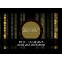 Logo of the podcast Muvi Draft S9E01 - La Subasta