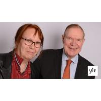 Logo of the podcast Oliko euroon liittyminen erehdys, entinen pääministeri Paavo Lipponen?