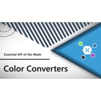 Logo of the podcast Color Converters (Xamarin.Essentials API of the Week) | The Xamarin Show