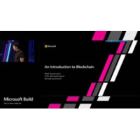 Logo du podcast An Introduction to Blockchain with Mark Russinovich | Microsoft Build 2018