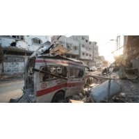 Logo du podcast A quoi Gaza fait-elle face?