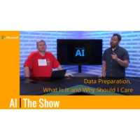 Logo of the podcast Why Should I Care About Data Preparation? | AI Show