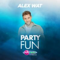 Logo du podcast Party Fun avec Alex Wat