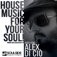 Logo of the podcast SOULSIDE RADIO GUEST SESSION – ALEX DI CIÒ