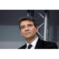 """Logo of the podcast Présidentielle 2017 : """"Arnaud Montebourg ne veut pas laisser s'installer l'idée qu'il improvise ou …"""