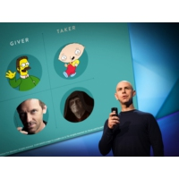 Logo du podcast Are you a giver or a taker? | Adam Grant