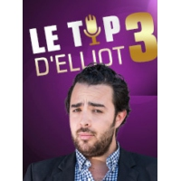 Logo of the podcast Le Top 3 d'Elliot (27.10.16)