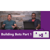 Logo of the podcast Building Bots Part 1 | Visual Studio Toolbox