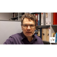 Logo of the podcast Minkälaisia nationalismeja on EU:ssa ja miten Ranska on kehittämässä EU:ta, professori Niilo Kauppi?