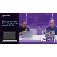 Logo of the podcast Supercharging your Web APIs with OData and ASP.NET Core | On .NET