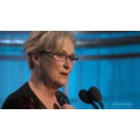 Logo of the podcast WATCH: Meryl Streep Slams Trump for Bullying & Calls for an Independent Free Press