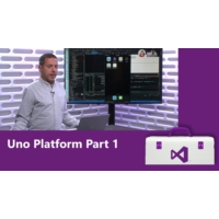 Logo of the podcast Uno Platform Part 1 | Visual Studio Toolbox