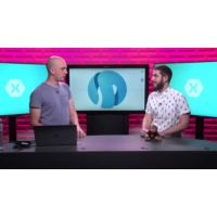 Logo of the podcast mFractor: Visual Studio for Mac's Best Friend with Matthew Robbins | The Xamarin Show
