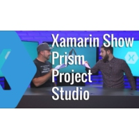 Logo of the podcast Prism Template Studio & Developer Toolkit for Visual Studio for Mac with Dan Siegel | The Xamarin S…