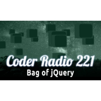 Logo of the podcast Bag of jQuery | CR 221